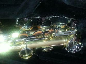 Nice Yamaha YAS 23 student saxophone Thumbnail