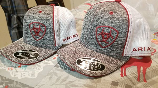 Ariat hats red for Sale in Houston, TX - OfferUp