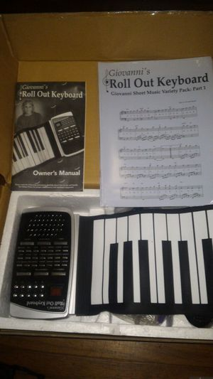 Giovanni's Roll out keyboard for Sale in Orlando, FL
