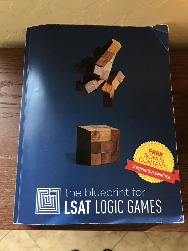 Blueprint lsat logic games barley used for sale in chandler az open in the appcontinue to the mobile website malvernweather Gallery