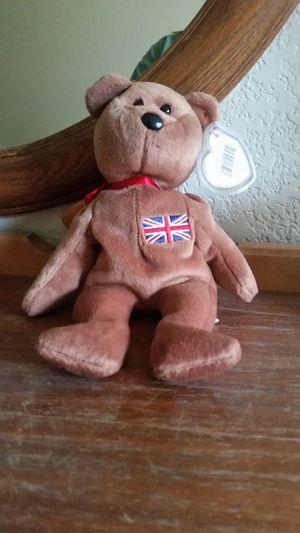 Rare Britannia Beanie Baby for Sale in Avondale, AZ