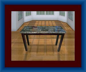 Marble sofa table for Sale in Hyattsville, MD