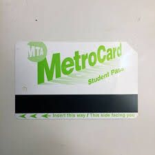 Student Metrocard for Sale in Brooklyn, NY