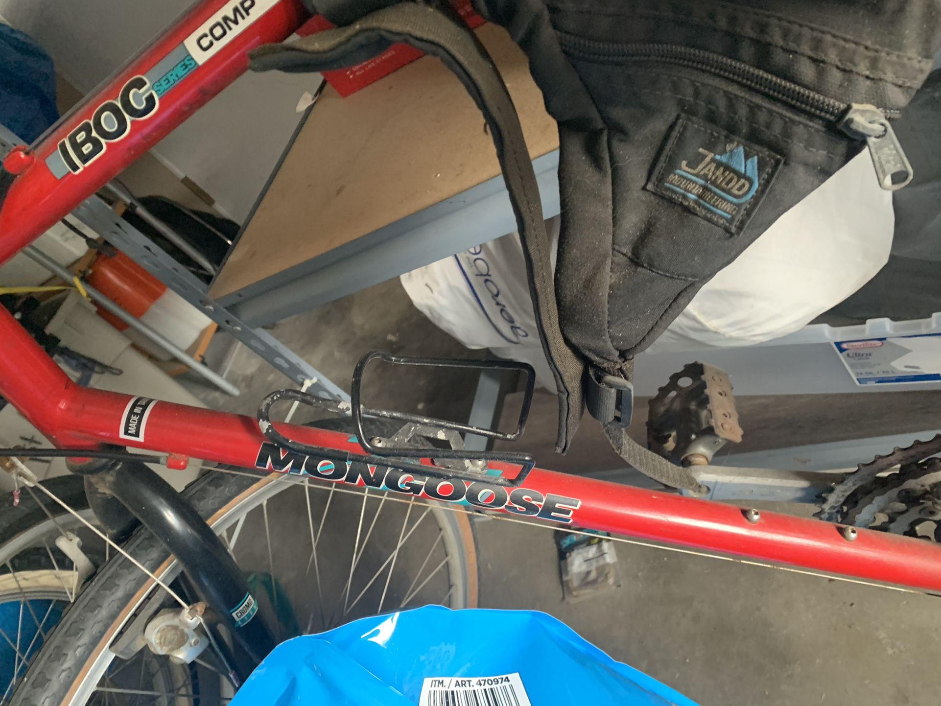 Mongoose Bike Vintage 1991