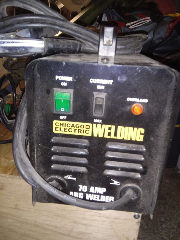 Chicago Electric 70 amp Arc welder for Sale in Portland, OR - OfferUp