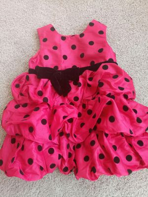 Red Polka Dot Ball Gown for Sale in Fairfax, VA