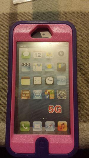 IPhone 5g case body armor, pink, purple for Sale in Murfreesboro, TN