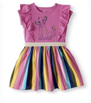 Photo Simba Lion King Toddler Dress