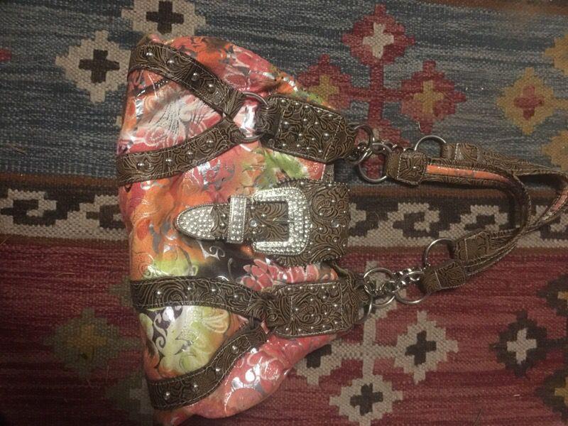 Cute western purse