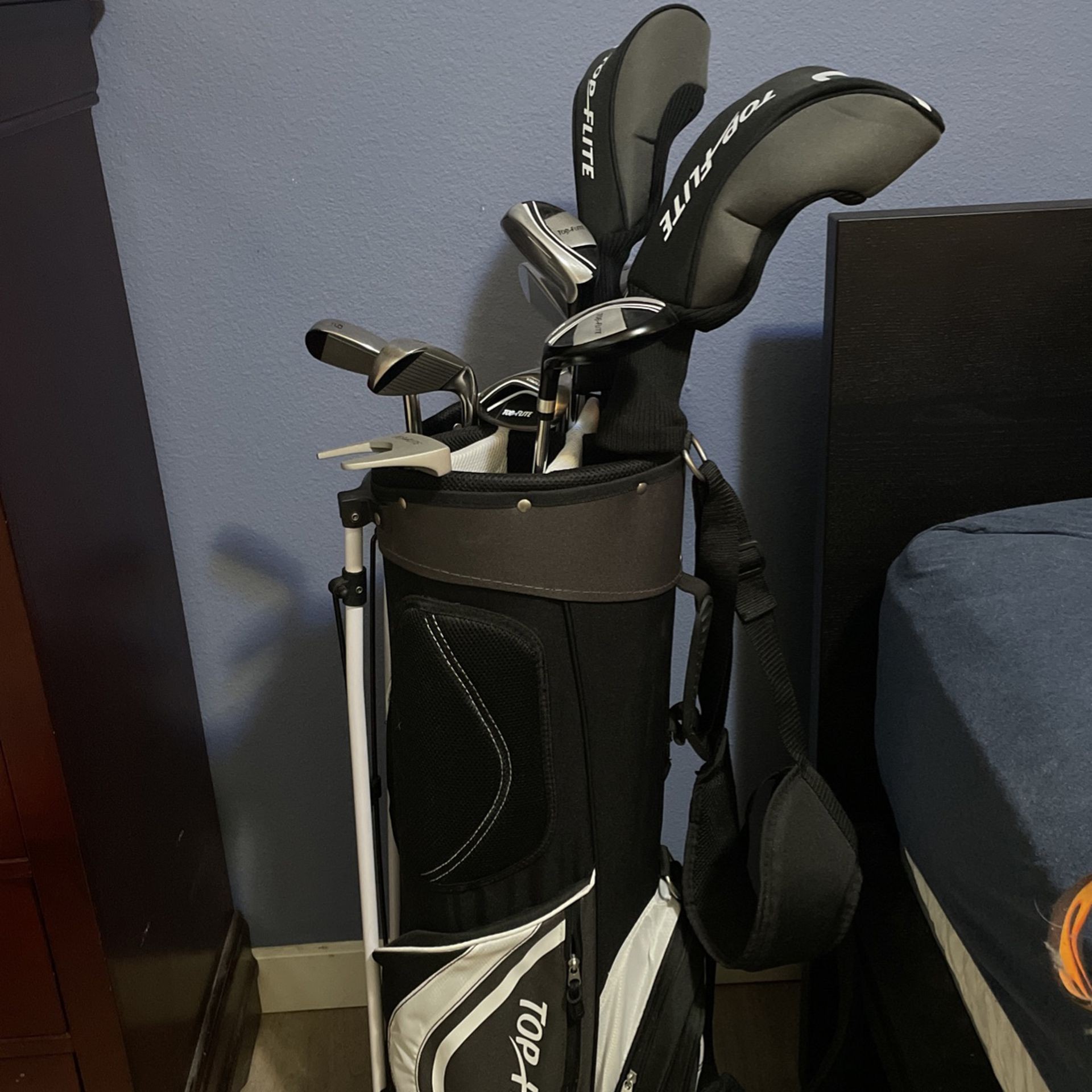 Left Handed Golf Clubs