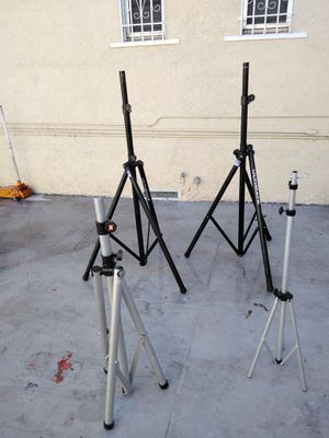 Speaker stands for Sale in Los Angeles, CA
