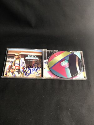 Iggy Azalea signed CD cover for Sale in Santa Ana, CA