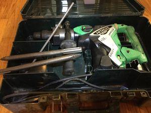 Photo Hitachi Hammer Drill Nearly New