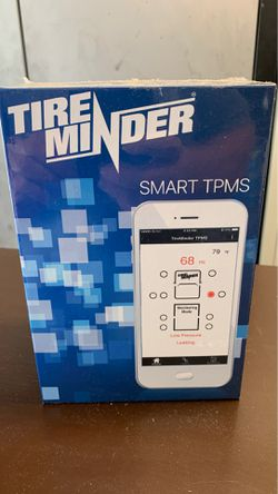 Rv - travel trailer tire monitoring system new in box Thumbnail
