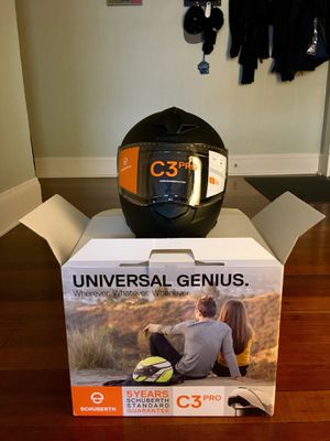 Schuberth C3 Pro Motorcycle Helmet (Brand new, size Medium) for Sale in Portland, OR
