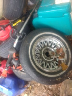Ford rims size 15 for Sale in Silver Spring, MD