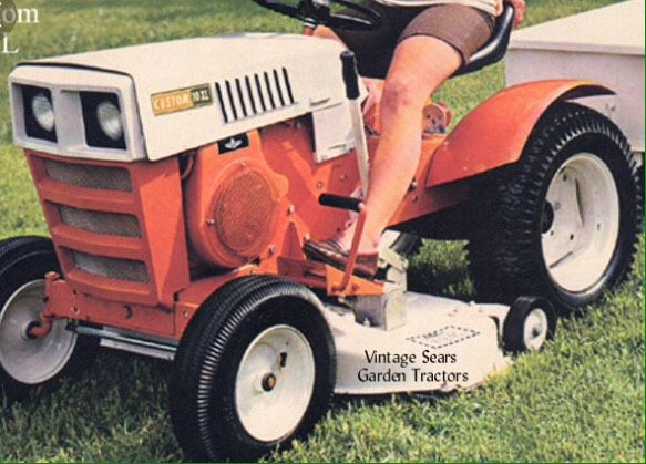 Antique Sears Lawn Tractor For Sale In St Charles Il Offerup