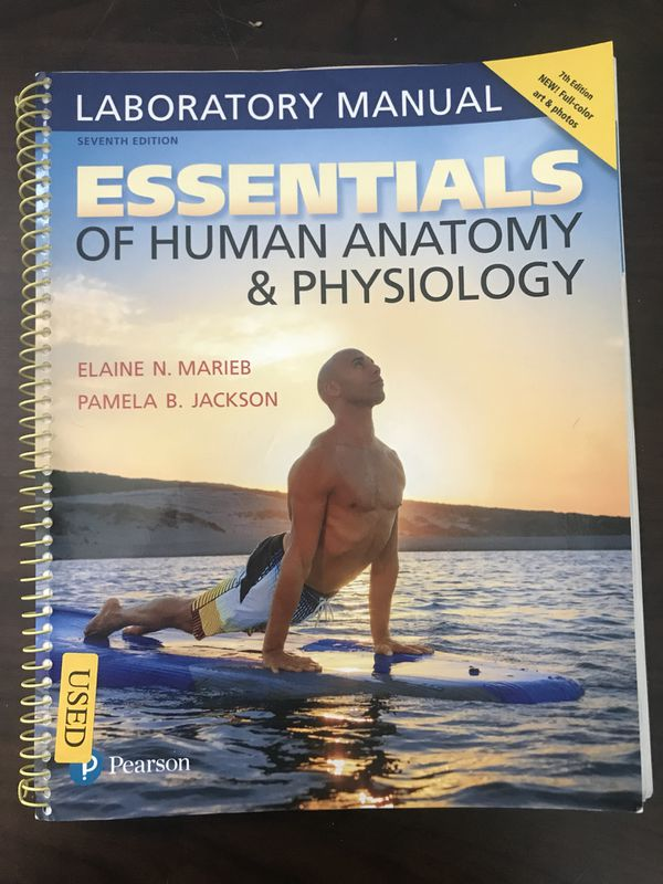 Essentials Of Human Anatomy Physiology For Sale In Largo Fl Offerup