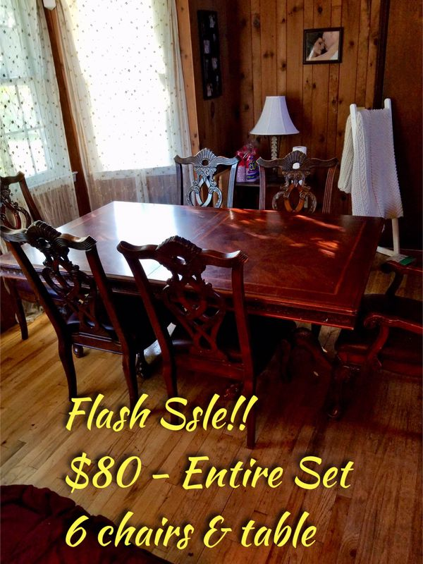 Dining Room Set Already Disassembled For Sale In Toms River NJ