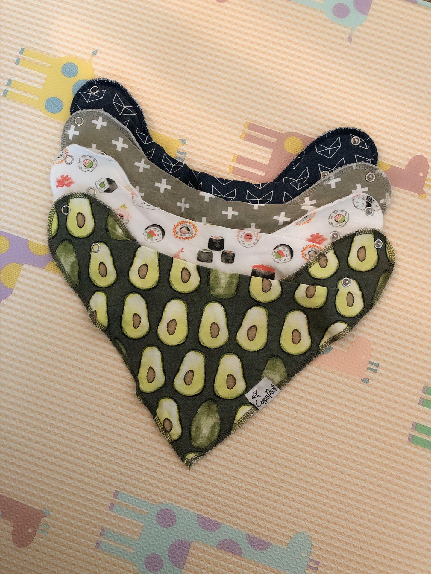 Baby Bibs/Aden+Anais burpy Bibs/ Burpy Cloths/Snap Bibs/bandana Bibs/Copper Pearls /Nike /carter's