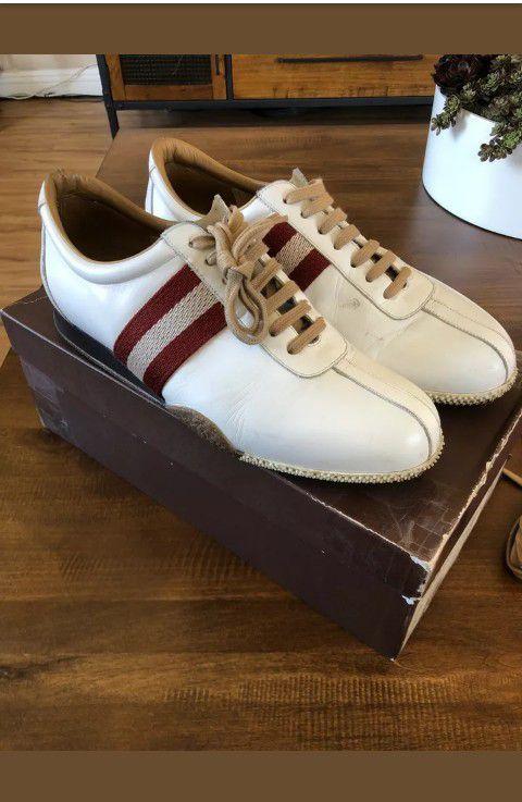 Ballys men's designer shoes