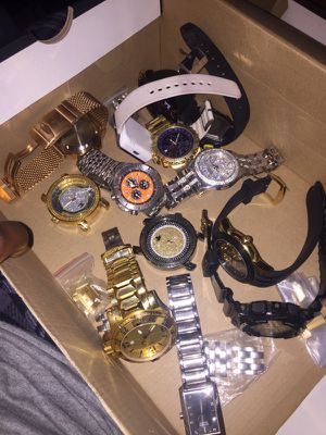 Black Friday deals on designer watches visit my profile for Sale in Pittsburgh, PA