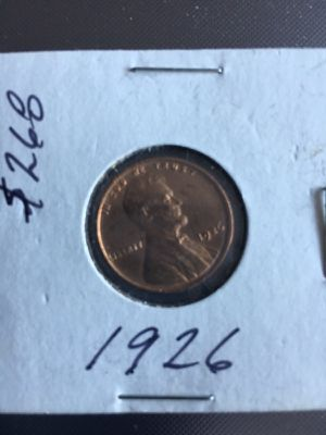 1926 Wheat Pennies for Sale in Chicago, IL