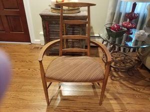 Mid Century style chair for Sale in Fairfax, VA