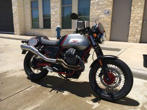 2016 Moto Guzzi v7 II racer for Sale in Houston, TX