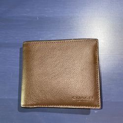 Coach Men's Wallet Thumbnail