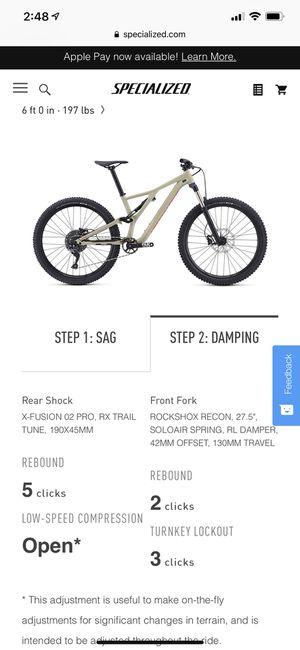 2019 Specialized StumpJumper large frame for Sale in Norwalk, CA - OfferUp