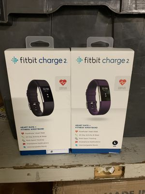 FIT BIT CHARGE 2 NEW LARGE for Sale in Mesquite, TX