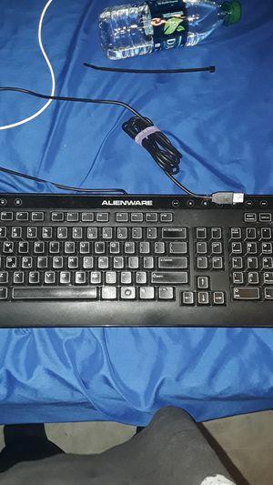 Alienware slim keybord for Sale in Las Vegas, NV