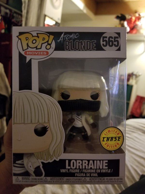 Sale Funko LorraineAtomic Blonde In PopchaseFor Chula Vista 3Lc4ARj5q