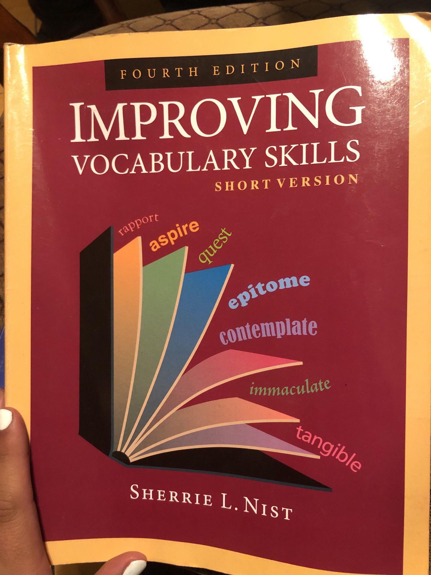 4th edition improving vocabulary skills (short version)