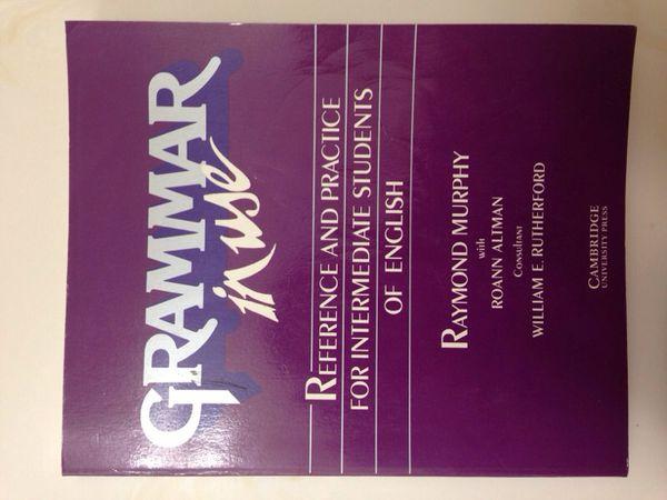 Grammar in use (college books) for Sale in Sacramento, CA - OfferUp