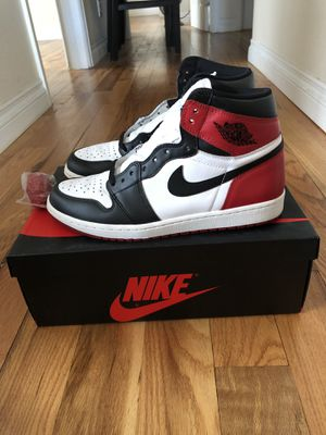 "Air Jordan 1 ""Black Toe"" for Sale in Denver, CO"