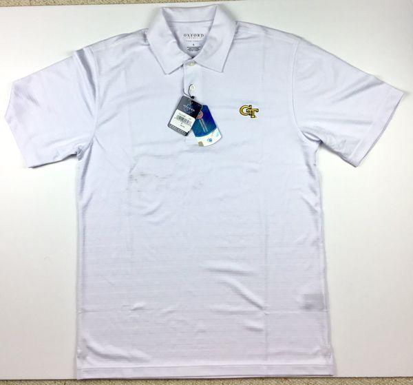 Georgia Tech Golf Polo Shirt Las Vegas