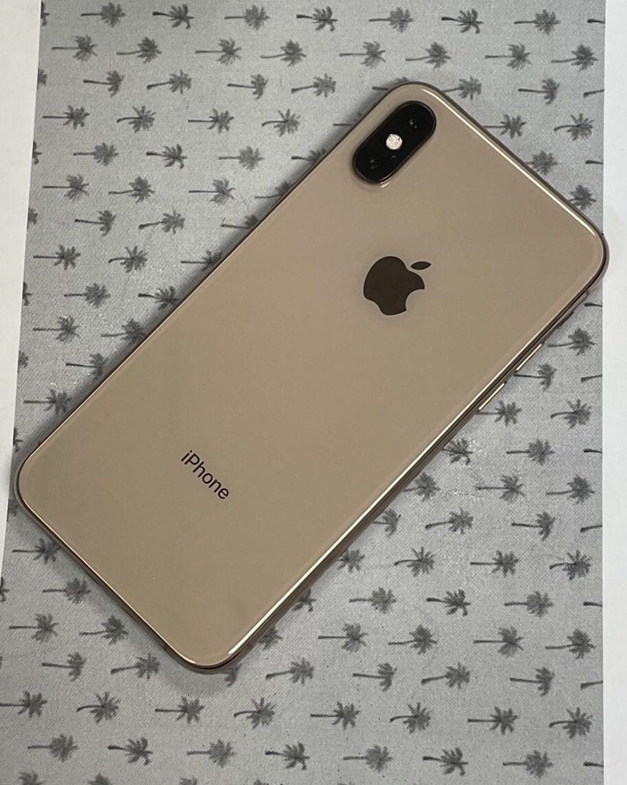 IPhone Xs(64gb)Factory Unlocked