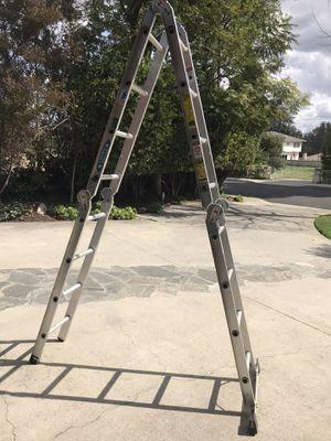 Photo Werner Job Master 8-16' Aluminum Ladder
