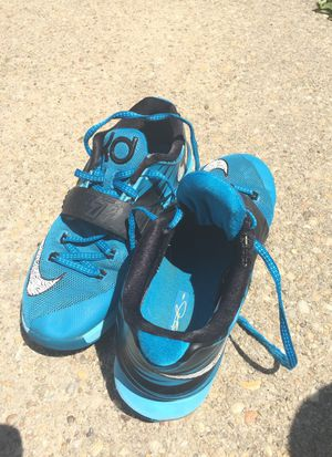 Nike KD shoes sz 4 for Sale in Hyattsville, MD