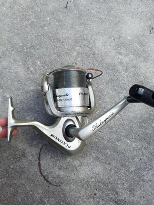 Shakespeare platinum fishing reel 🎣 for Sale in West Palm Beach, FL
