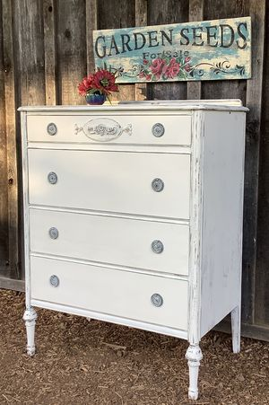 New And Used White Dresser For Sale In Gresham Or Offerup