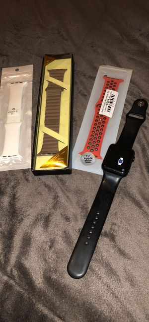 Apple Watch 2 42mm Sapphire Face for Sale in Burke, VA
