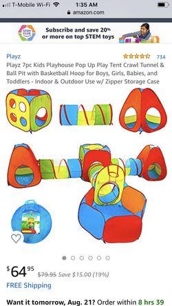 Kids Playpen Thumbnail