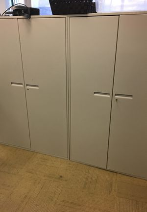 File cabinets for office for Sale in Boston, MA
