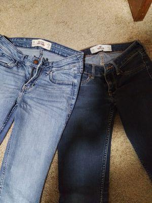 Photo Girls 0 hollister jeans