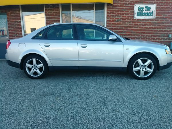 AUDI A TURBO QUATTRO AWD For Sale In Brook Park OH OfferUp - Audi a4 2004 for sale