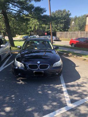 2005 BMW 525i for Sale in Hyattsville, MD