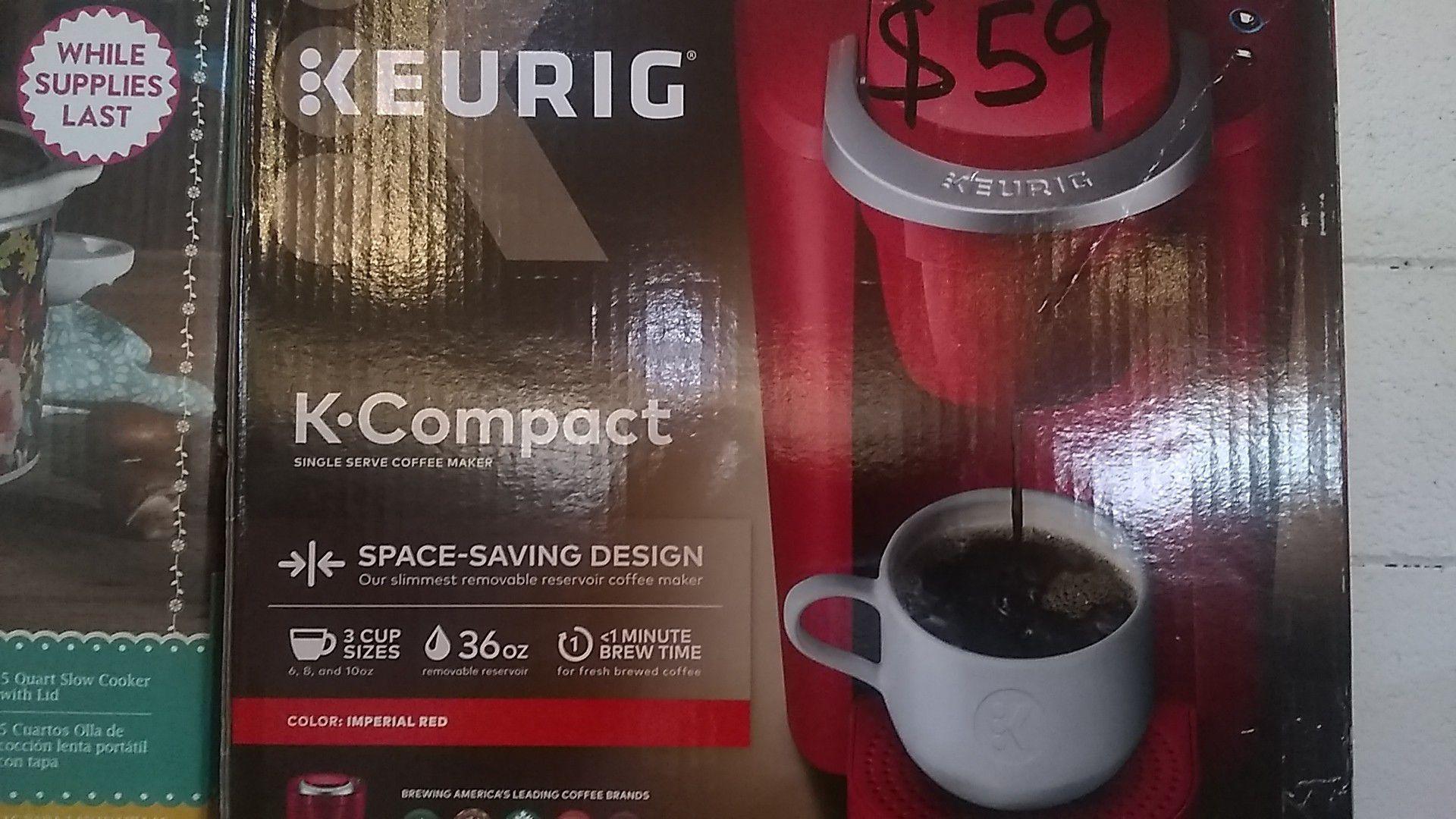 K-Compact Keurig